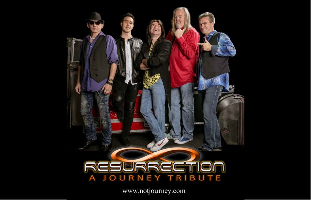 Win Front Row Tickets to the Journey Tribute Concert - Nov